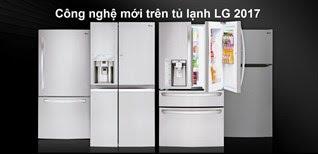 Công nghệ trên tủ lạnh LG 2019